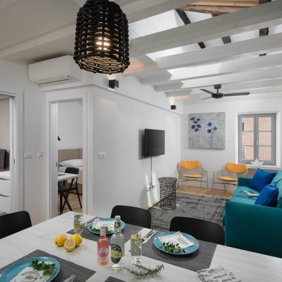 moderne mediterrane einrichtung apartment, apartments - avior apartments & villas, Design ideen